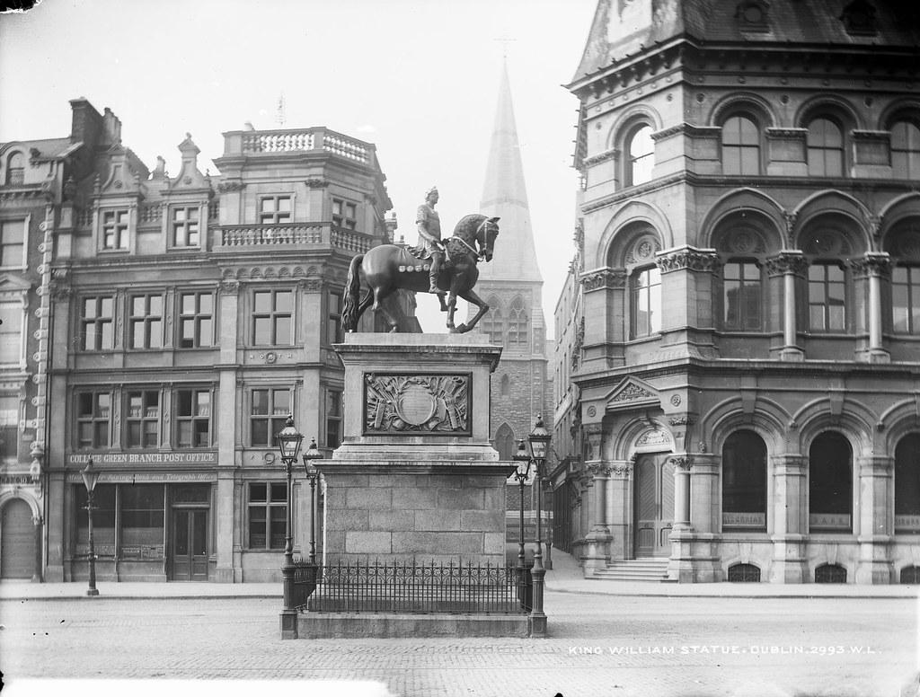Good King Billy | Statue of William III aka William of ...