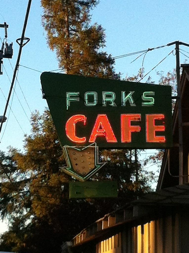 Forks Cafe Ukiah Ca 3166 N State Street Frank Kelsey