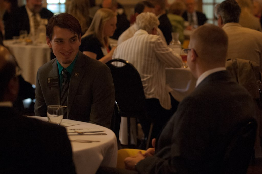 School Of Business Honors Banquet Business Students