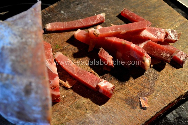 Croûte au fromage Gourmande © Ana Luthi Tous droits réservés 05