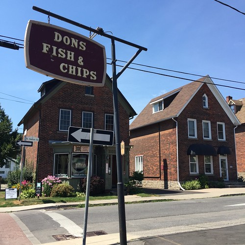 Don's Fish and Chips in Brockville