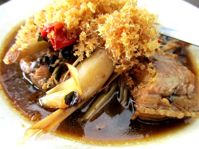 Payung Cafe Payung fish