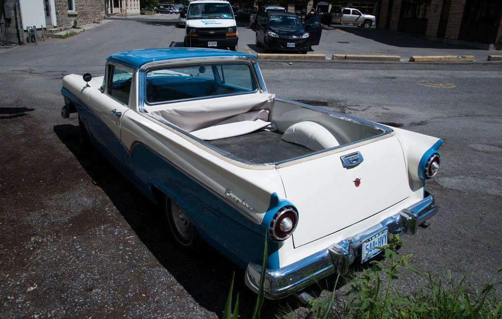 Dsc 8597 Copy Perth Ontario 1957 Ford Ranchero J Turner