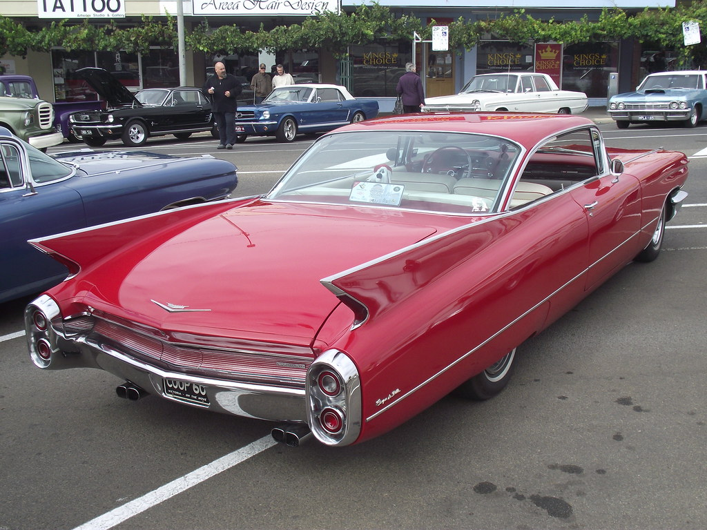 1960 Cadillac DeVille Coupe Rare and never sold in Austral
