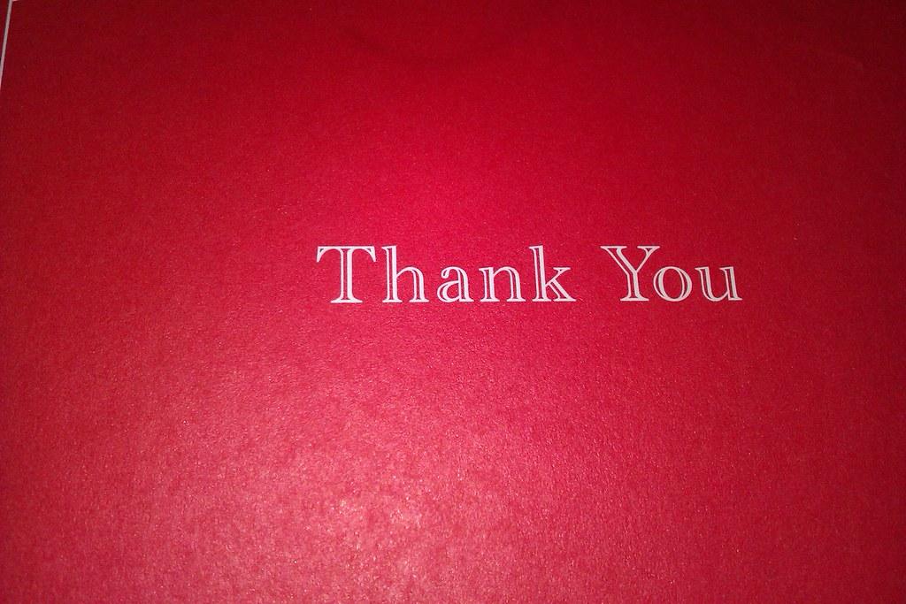 كلمات وعبارات الشكر بالانجليزية مع الشرح والامثلة