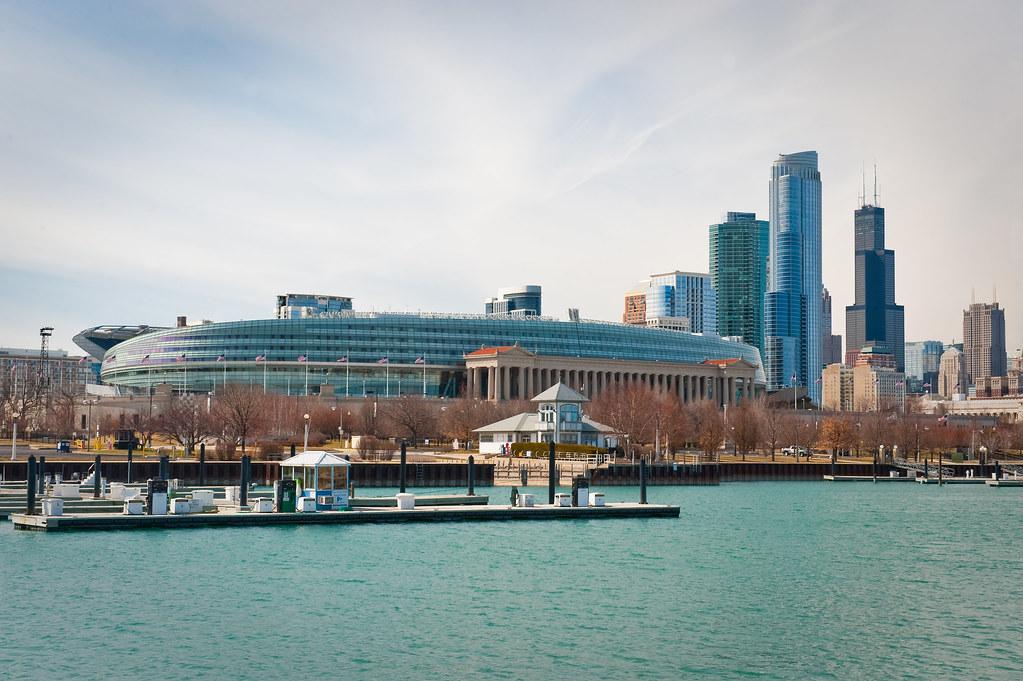 Chicago Northerly Island Northerly Island 04 05 13
