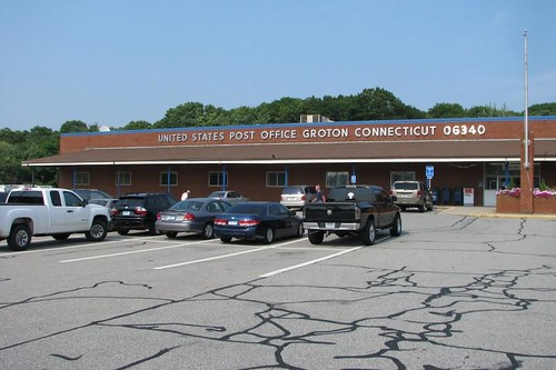 Groton, CT post office | by PMCC Post Office Photos