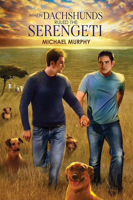 Romance Book Cover Keyboard : When dachshunds ruled the serengeti gay romance novel