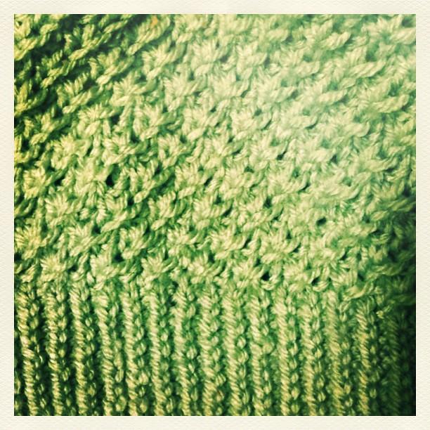 Daisy Stitch Hat Update Allnightknits Allnightknitter Flickr