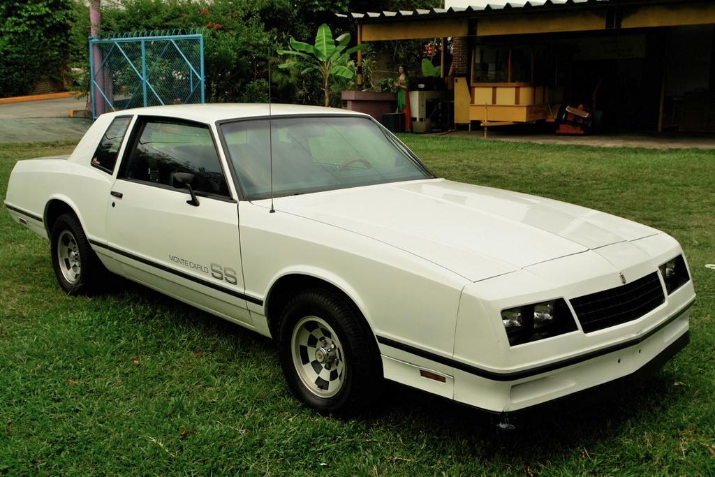 Old Chevy Cars >> Chevrolet Monte Carlo SS 1984 Versión Méxicana. | Versión co… | Flickr