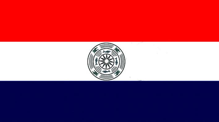 Karenni flag | A National of Karenni flag | Karenni Flag ...