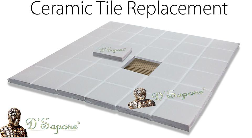 Ceramic Tile Replacement If You Have An Extra Ceramictile Flickr