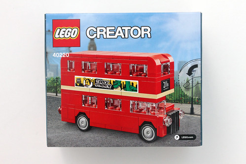 lego creator london bus 40220 review the brick fan. Black Bedroom Furniture Sets. Home Design Ideas