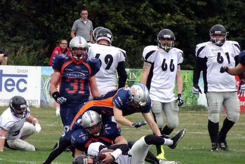Rostock Griffins 70:0 Berlin Rebels II