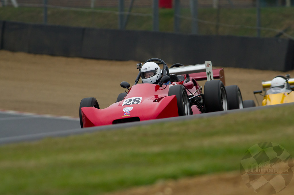 HSCC Historic Formula Ford 2000 Championship Lola T580 | Flickr