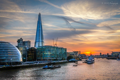 The Shard, South London Precinct | by Darren Reichel
