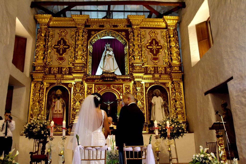 Matrimonio Iglesia Católica : Boda católica iglesia la merced cali carlos arturo rocha