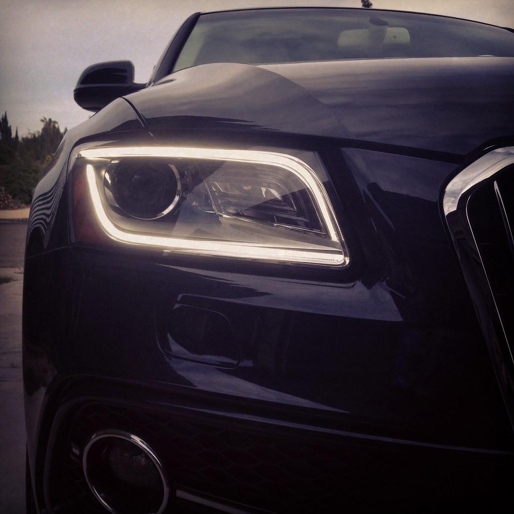 Audi Q5 Matrix LED headlights | Maria Palma | Flickr Audi Q5