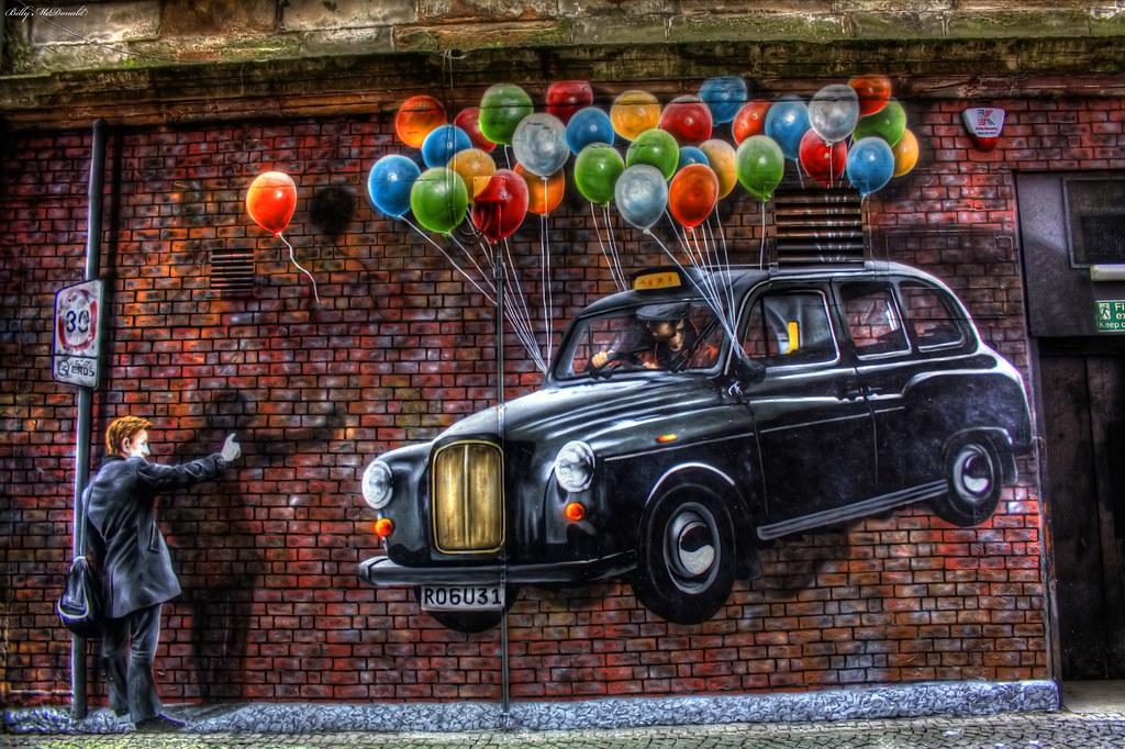 Glasgow Graffiti Art | Grafitti by Rogue-One | Billy ...