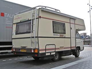 1988 mitsubishi l300 frankia campervan engine runs on. Black Bedroom Furniture Sets. Home Design Ideas