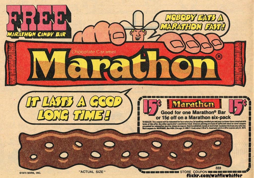 Marathon Chocolate Bars To Buy
