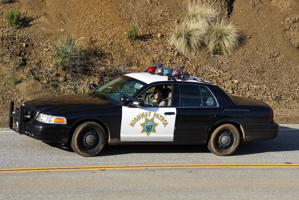 Back Up Camera Law California >> CHP Ford Crown Victoria Police Interceptor | The Ford Crown … | Flickr