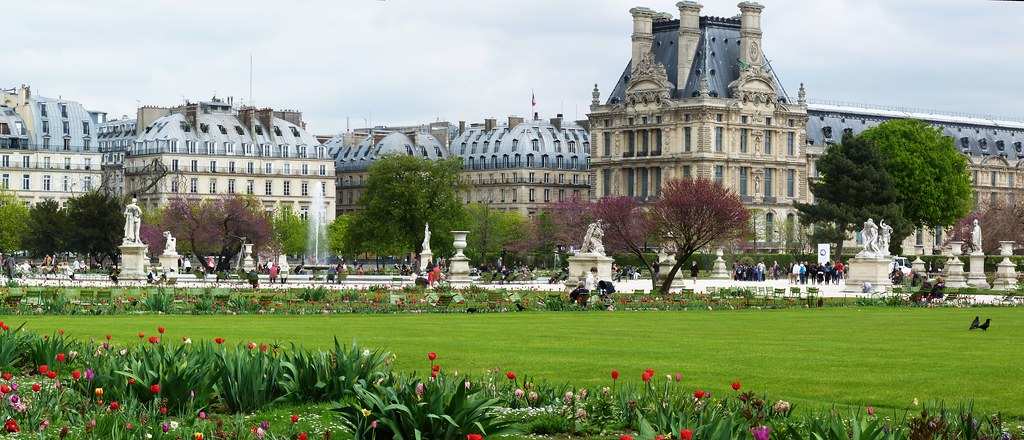 le jardin des tuileries nous revenons au jardin des tuiler flickr. Black Bedroom Furniture Sets. Home Design Ideas
