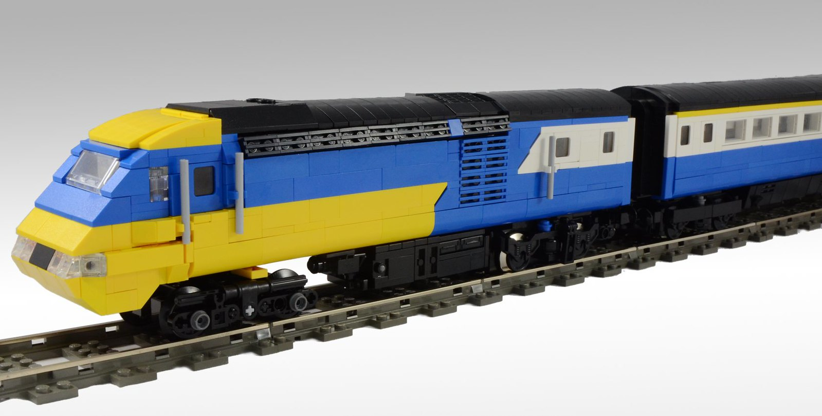 Passenger Train Lego Train Tech Eurobricks Forums