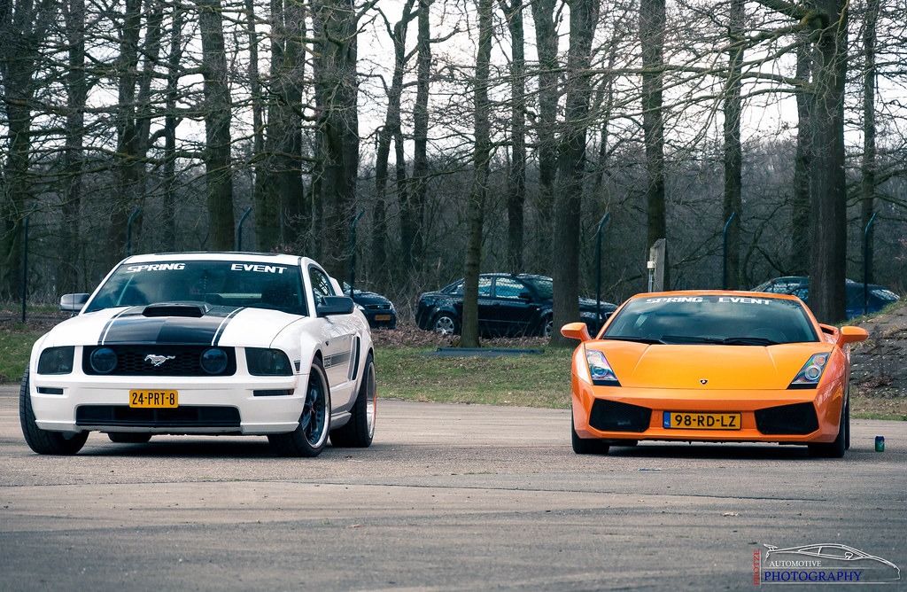 Ford Mustang Shelby Gt500 Convertible Or Lamborghini Galla