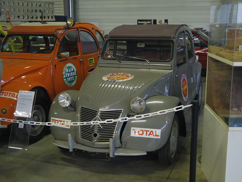 Citro n 2 cv raid paris kaboul paris de 1970 26 avril 2 flickr - Garage citroen aulnay sous bois ...