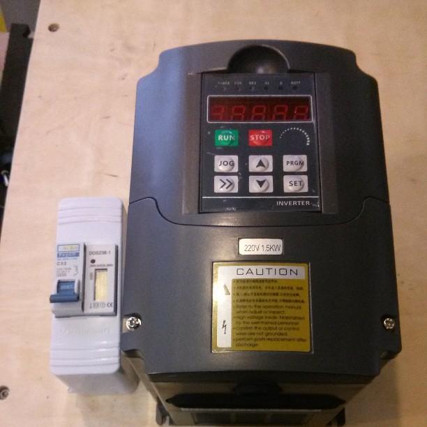 huanyang vfd wiring 208 230v single phase wiring