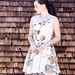 Mystery Fabric Contest dress