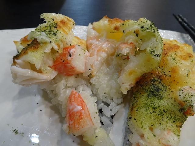 蟹肉棒、蝦