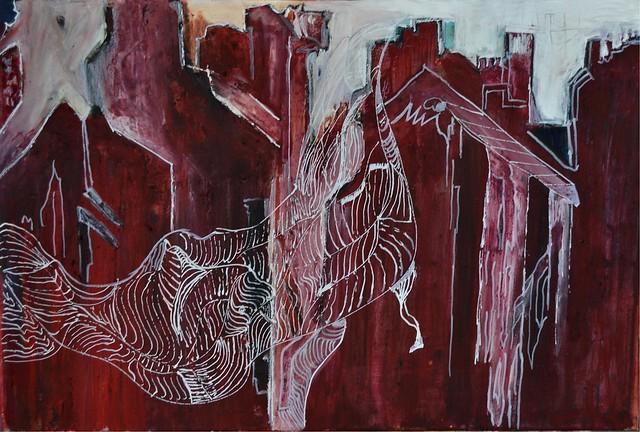 Ποίηση και ζωγραφική - αφιέρωμα στην ποίηση του Μίμη Σουλιώτη - πτυχιακή εργασία της Ελένης Σουλιώτη