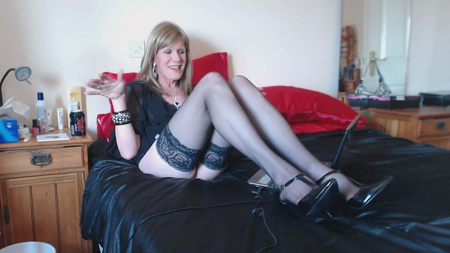 teddington in admirers Transvestite group