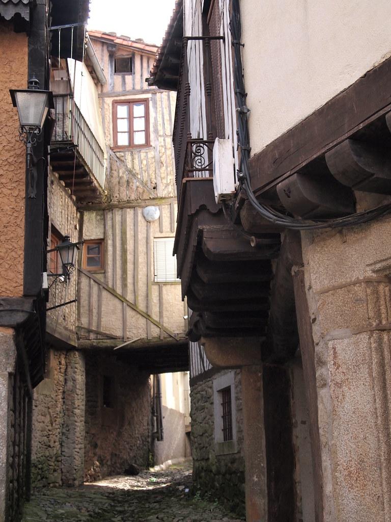 Calles tipicas de la alberca salamanca la alberca es for La alberca salamanca como llegar