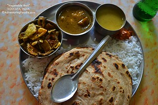 veg-thali | by Aleah Phils