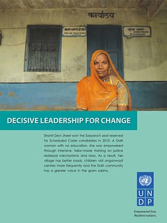 Decisive Leadership for Change | by UNDP in India
