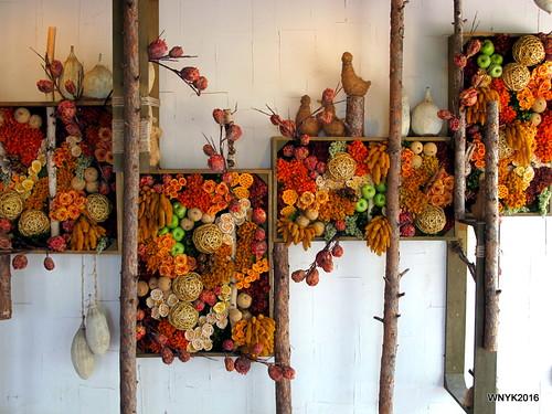 Dried Flowers House II