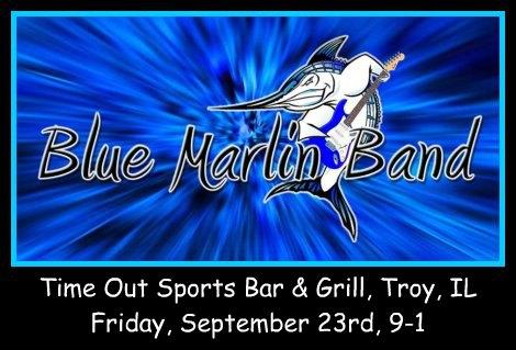 Blue Marlin Band 9-23-16