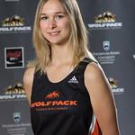 Rachel Lobay, WolfPack Cross Country Running