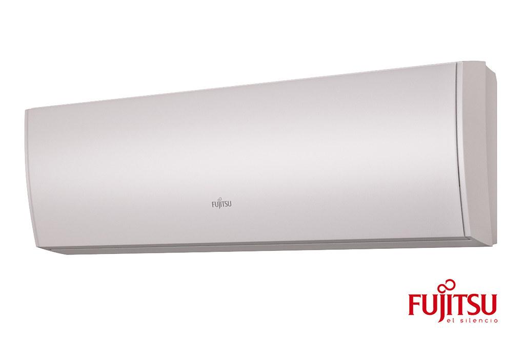 aire acondicionado fujitsu inverter asy25uilt equipo de