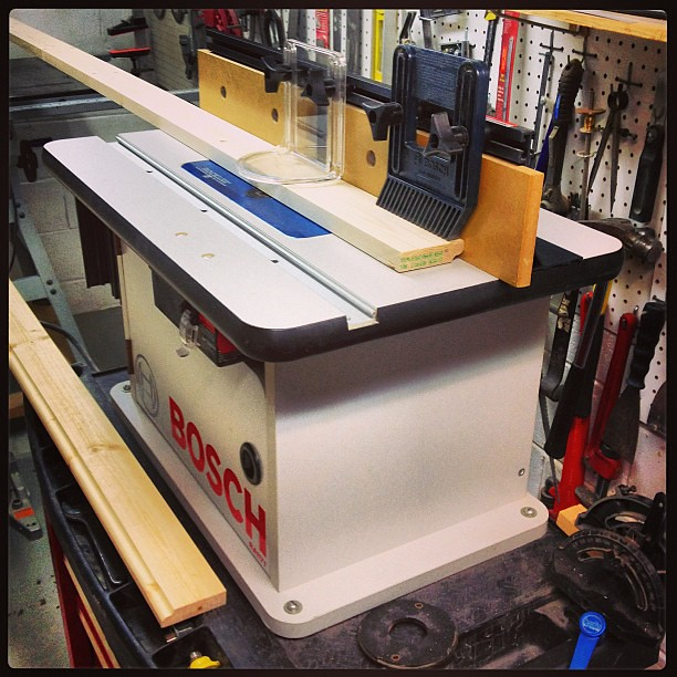 Custom Router Table – Daily Motivational Quotes
