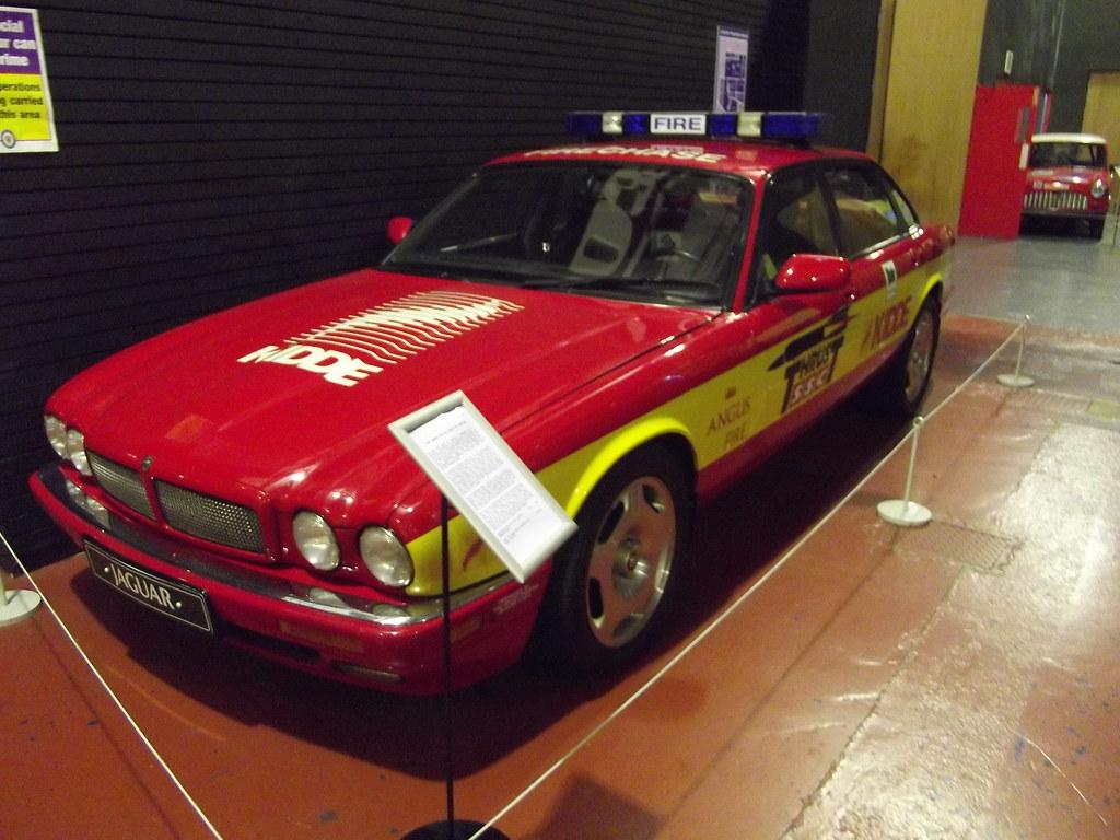 Jaguar Fire Engine Jaguar Fire Engine From
