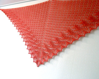 Swallowtail Shawl | by roko20