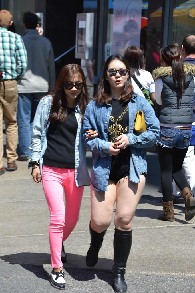 Female Street Fashion