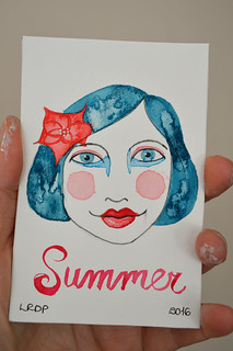 Week 33 - Summer | by Pict Ink