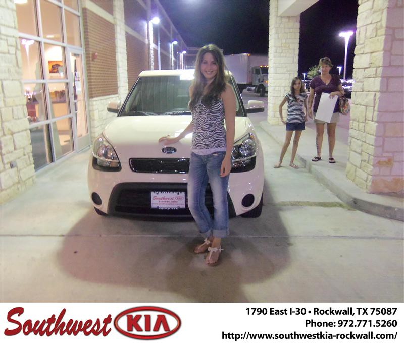 Southwest Kia Of Rockwall Would Like To Wish A Happy Birth