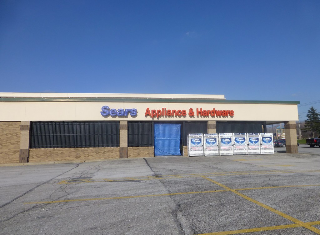 Sears Hardware Store Kitchener