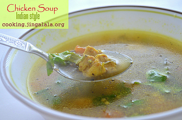 Simple chicken soup recipe step by step make authentic c flickr simple chicken soup recipe step by step by gojingalala forumfinder Gallery